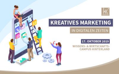 Kreatives Marketing in digitalen Zeiten