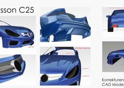 CAD-Modellentwicklung