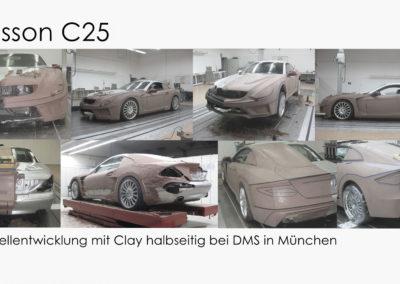Modellentwicklung bei DMS